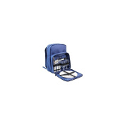 Luxury Two Person Picnic Backpack Hamper Rucksack - Cutlery Included And