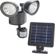 Andrew James 22 Led Solar Security Light Pir Motion Sensor Outdoor Garden Lamp
