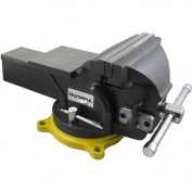 Olympia Tools 15cm 1-Hand Operation Vise