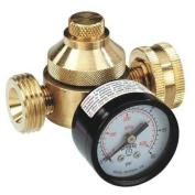 WATTS 3/4 LFH560-G Pressure Regulator,1.9cm ,10 to 60 psi