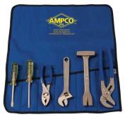 Ampco Nonsparking Tool Set, Beryllium Copper and Aluminium Bronze, M-47