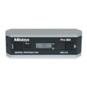 Mitutoyo Electronic Digital Protractor, Machined Aluminium Frame, 950-317