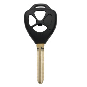 Keyless2Go New Uncut Replacement Remote Head Key Shell and 3 Button Pad HYQ12BBY GQ4-29T MOZB41TG - SHELL ONLY