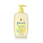 Johnson & Johnson Johnsons Baby Head To Toe Wash 28z