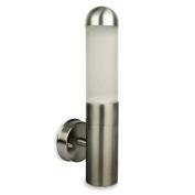 Nartel Ip44 Stainless Steel Garden Wall Lantern / Pir Wall Lantern / Bollard