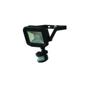 Luceco 15w Led Floodlight With Pir Motion Sensor Security Light Outdoor Garden