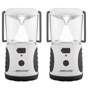 Mr. Beams Mb482 Ultrabright Weatherproof 260 Lumen Led Lantern With Usb Port As