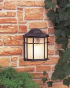Energy Saving Outdoor Wall Lantern Light Ip44