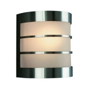Massive Wall Outdoor Lamp Calgary, 60w, Stainless Steel, 170 254 710
