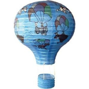 Kids Cats & Dogs Balloon Paper Lantern Childrens Bedroom Lampshade Light Fitting