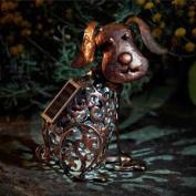 Smart Garden Solar Dog Silhouette Light Garden Led Light Figure Ornament