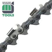2 X 76 Link Chains To Fit 58cc Chainsaw With 50cm Bar