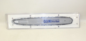 Bnib Ozaki 1702156 46cm .35 72 Link Husqvarna Chainsaw Steel Guide Bar & Chain