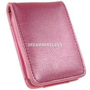 DreamWireless IPOD-LPNN3VPK1 Ipod Nano 3rd Generation Vertical Pouch - Pink