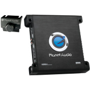 Planet Audio AC800.4 Anarchy Class AB Full-Range MOSFET Amp, 4 Channels, 800 Watts Max