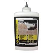 SAKRETE 120026 Concrete Crack Repair,0.9l.,Bottle G0465389