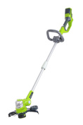 Greenworks Tools 2100007 Battery Powered Deluxe Model String Trimmer