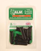 Alm Flymo Plastic Blades For Micro Lite Minimo Fl246