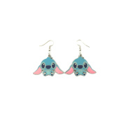 Disney Cartoon Lilo & Stitch Dangle Earrings
