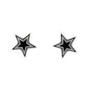 Aminco Dallas Cowboys - NFL Team Logo Post Earrings w/Gift Box