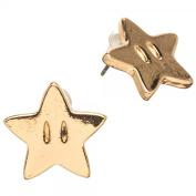 Earrings - Nintendo - Super Mario Star New Toys Licenced fj308wsmb