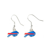 Aminco NFL Buffalo Bills Dangle Earrings w/Gift Box