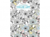 Leisure Arts Colour Art Living Wonders Colouring Bk