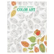 Botanical Wonders Colour Art for Everyone