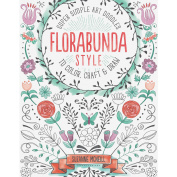 FloraBunda Style Drawing and Colouring