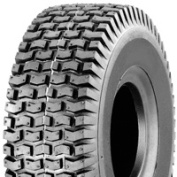 Martin Wheel 606-2TR-I Tubeless Tyre Turf Rider, For Use With 6 X 10cm - 1.3cm Wheel
