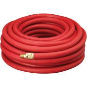 Amflo 15m x 1cm Red Rubber Air Hose