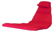 Vivere Hanging Chair Cushion-cr Drmc Polyester, Red