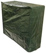 Woodside Waterproof Garden Extra Large Barbecue/bbq Cover