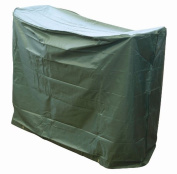 Bosmere C511 2 Seat Bistro Set Cover Green