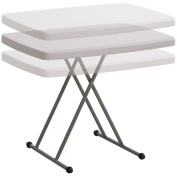 Compact 0.8m Portable Folding Indoor/outdoor Table For Garden/party/b