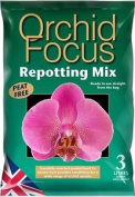 Growth Technology Orchid Focus Repotting Mix Bag - 3 Litres
