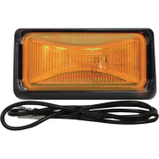 Anderson PC-Rated Clearance/Side Marker Light Kit with Black Bracket