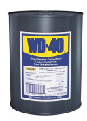 Wd-40 Lubricant Flammable Can 5 Gl