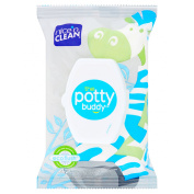 Nice 'n Clean The Potty Buddy Premoistened Flushable Wipes, 42 count