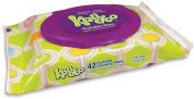 Kandoo Flushable Cleaning Wipes, Sensitive 42 ea