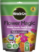 Miracle Gro Flower Magic Multi Coloured Pouch For Pots 350g