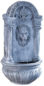 Liberty 1052894 Blagdon Lion Wall Fountain Mains Free Water Feature