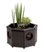 Blagdon Affinity Fish Pond Patio Water Feature Octagon + Filter Pump + Led Light