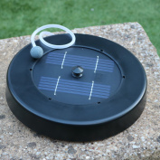 Solar Powered Oxygenator Floating Air Pump For Garden Pond By Pk Green