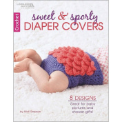 Leisure Arts-Sweet & Sporty Nappy Covers