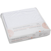 South Shore Somea White Waterproof Mattress Cover, Multiple Sizes