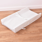 Costway Baby Table Contoured Changing Pad Nappy Change Nursery Cushion