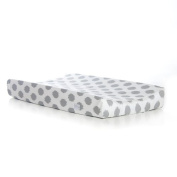 Sweet Potato by Glenna Jean Swizzle Changing Pad Cover