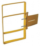 31TT56 Adjustbl Sfty Gate, 90cm - 90cm , 2-1/2inW