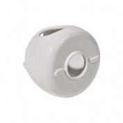 HomeSafe Door Knob Safety Covers - White - 3pk